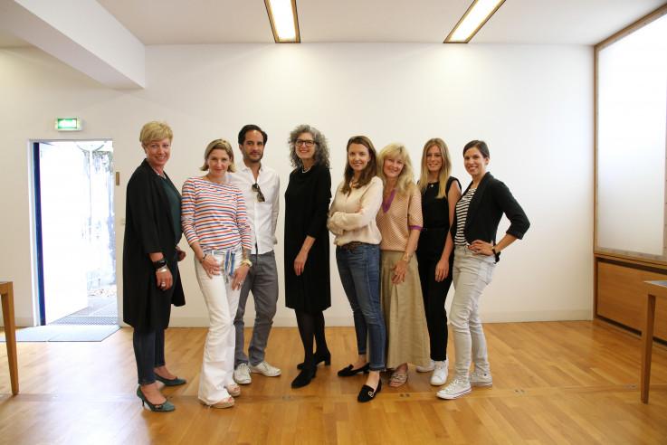 Best of Interior 2018 Callwey Jury Projektteam