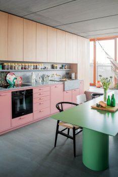 Best of Interior 2018 Callwey Sieger Ester Bruzkus Architekten Küche
