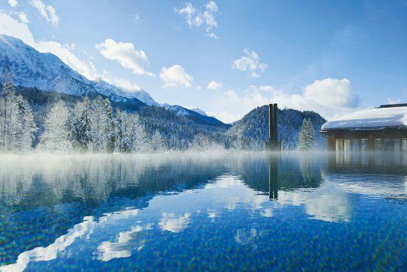 Mindful_Spa_Badehaus_Rooftop Pool_Schloss Elmau