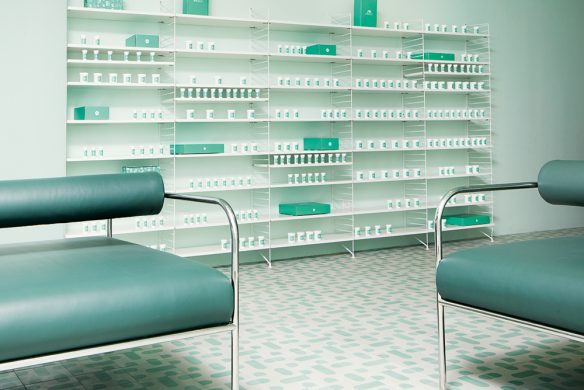 Storebook_Medly Pharmacy Design