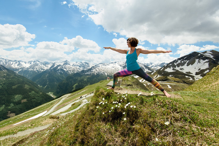 mindful yoga hotels callwey guide Gasteinertal Wellness