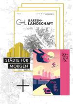 Stadt-Spezial – die Serie der GARTEN+LANDSCHAFT