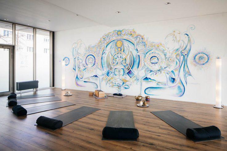 Yoga am Engel München
