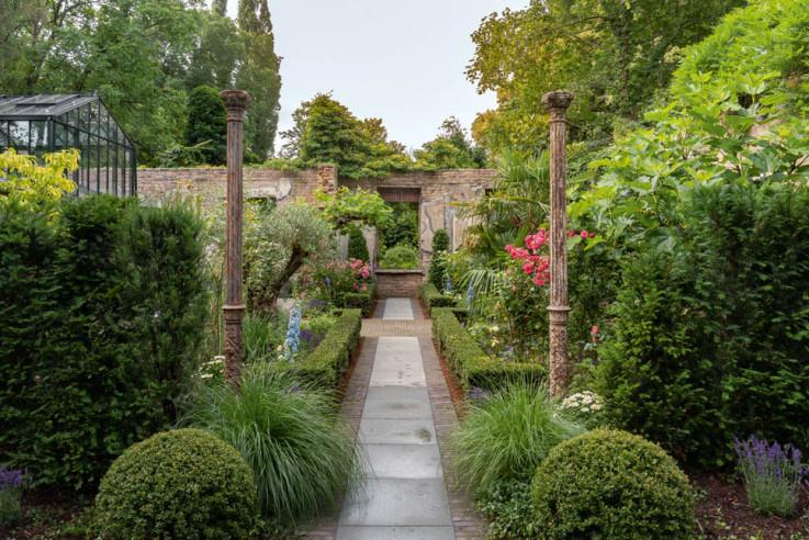 gaerten des jahres 2019 callwey gartenbuch weg ruinengarten