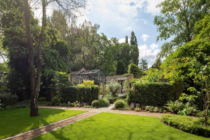 Gärten des Jahres 2019 Volker Püschel Ruinengarten