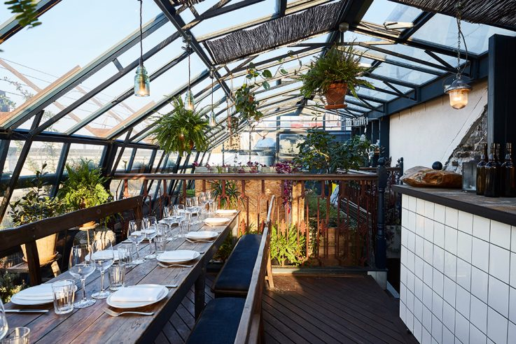 callwey-lufthansa city guide london-greenhouse rooftop