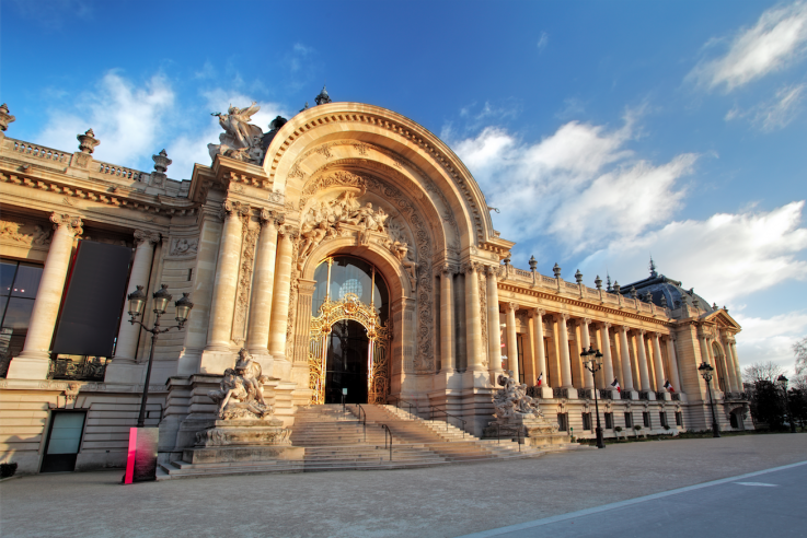 callwey-lufthansa city guides-paris -grand-palais