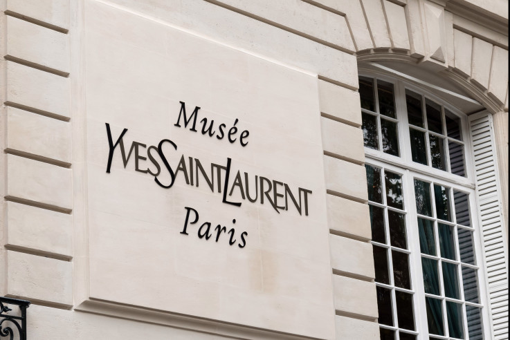 MUSEE YVES SAINT LAURENT PARIS