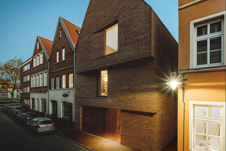 1.Preis: Haus am Buddenturm