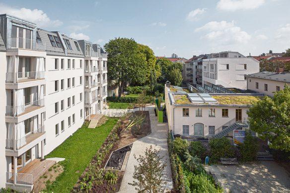 Deutscher Wohnungsbauaward_Lichtenberg_Blick Innenhof