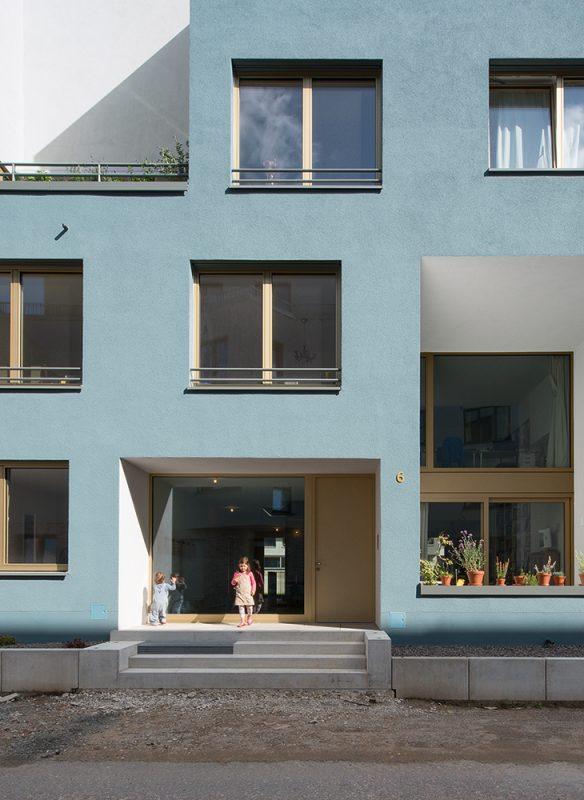 Deutscher Wohnungsbauaward_Stadtteilchen_Eingangsdetail