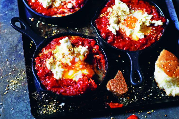 Schakschuka – Eine Spezialität der nordafrikanischen und israelischen Küche