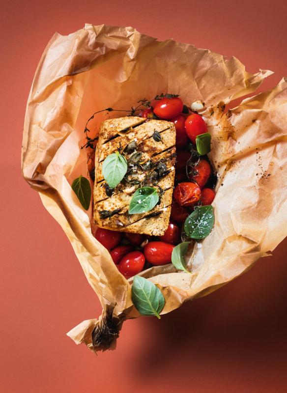 Würziger Tofu