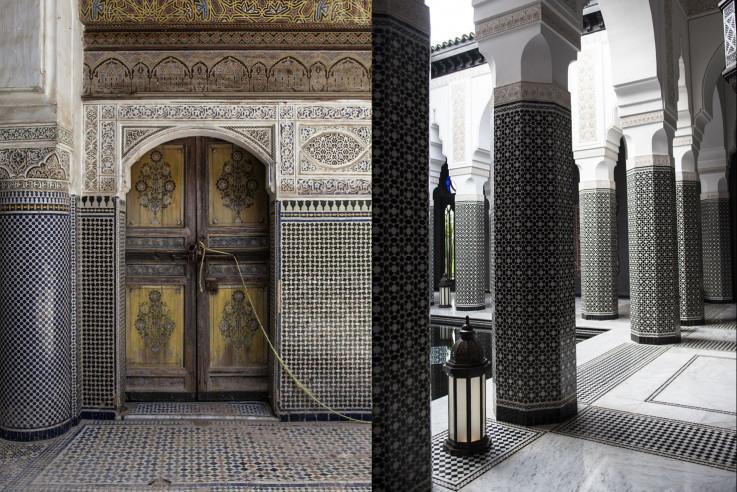 Zu Gast in Marokko