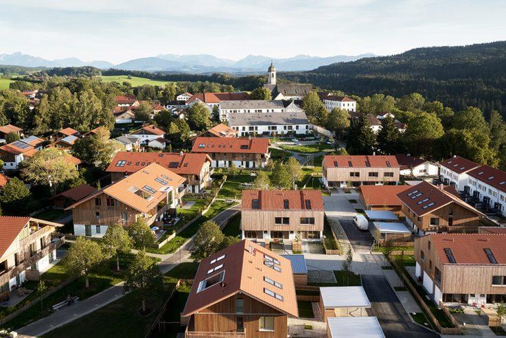 Wohnquartier am Klosteranger Weyarn