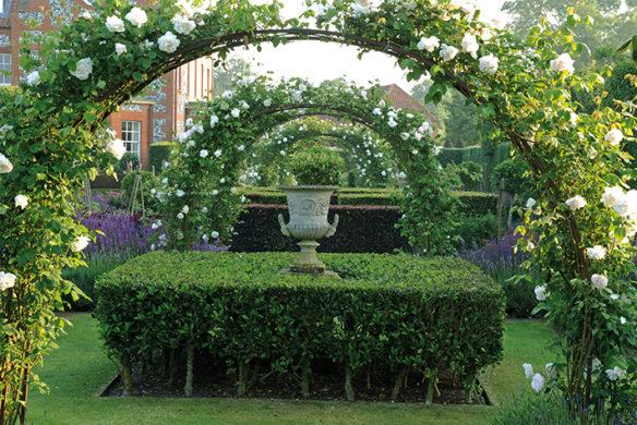 Hilborough House Gardens
