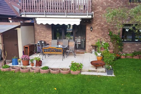 1 Garten 2 Ideen Terrasse vorher