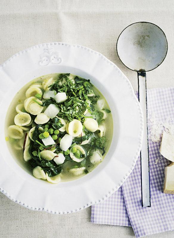Bonisolli vegetarisch_3_frühlingsminestrone