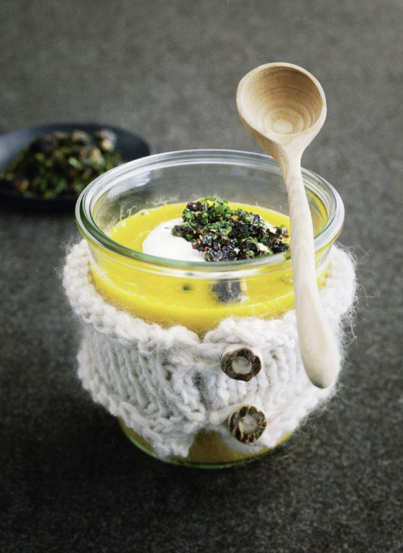 Bonisolli vegetarisch_9_Karottensuppe