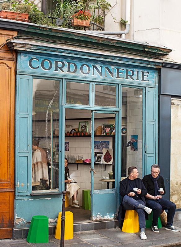 Tim Raue_ Brasserie Colette_Boot Café