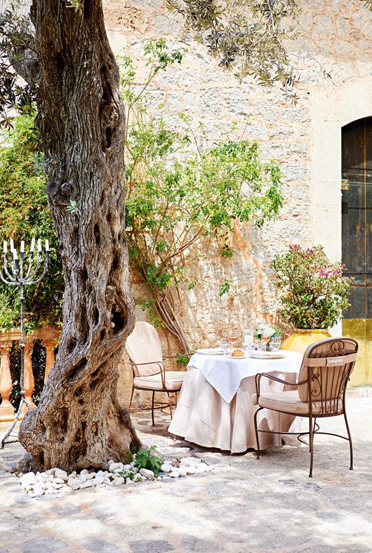 Zu Gast auf Mallorca; Guillermo Mendes, Deià