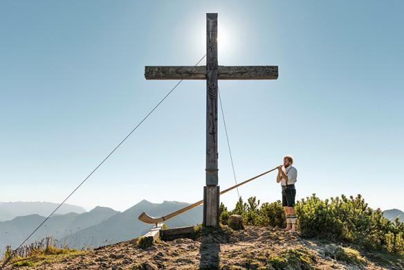 Zu Gast in Bayern_Hornist Christian Loferer