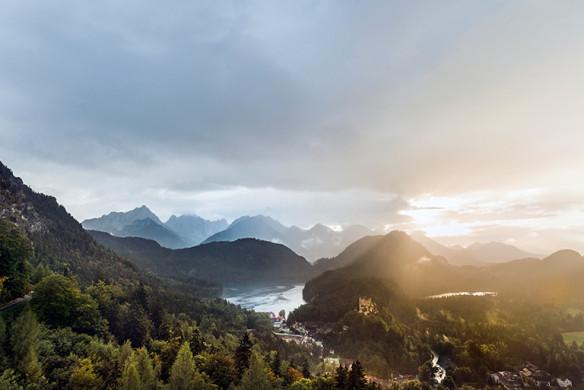 Zu Gast in Bayern_Landschaft