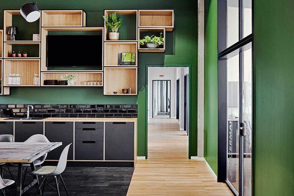 bdia_Neugestaltung eines Loftbüros für Kappa Ingredients