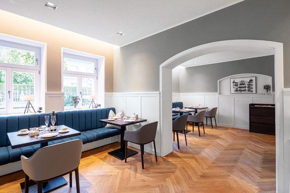 bdia_Sanierung Boutiquehotel_Frühstückssaal