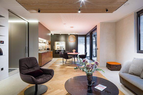 bdia_Wohnung für eine Familie_Wohnbereich