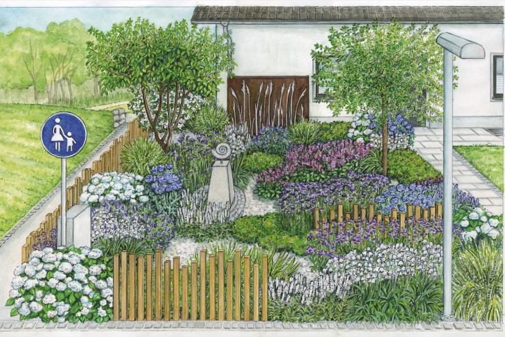 callwey-ein-garten-zwei-ideen-vorgarten-lösung-1