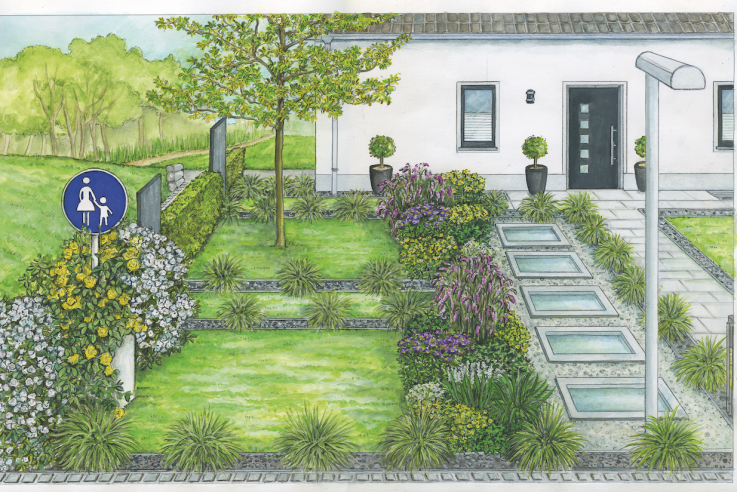 callwey-ein-garten-zwei-ideen-vorgarten-lösung-2
