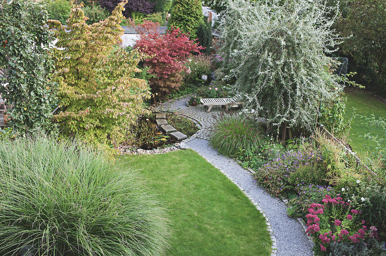 Ein Garten Zwei Ideen Callwey