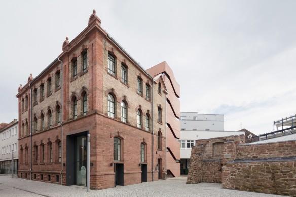 02_Museum Tonofenfabrik Lahr_Ansicht_Nord-WestWEB