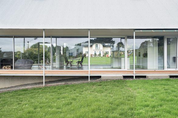 Haus D6 - Ansicht OstWEB