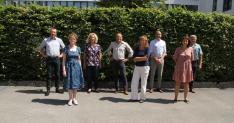 """Jurymitglieder """"Gärten des Jahres 2021"""""""