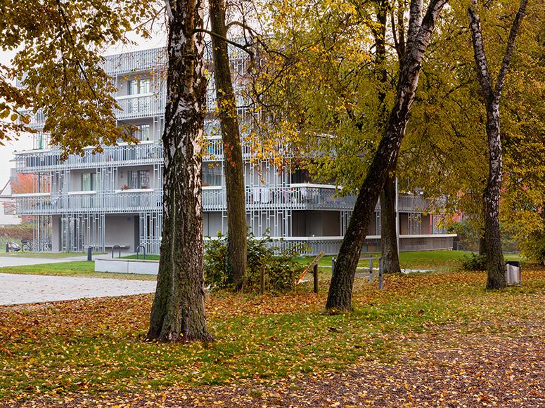 GHS Wohnhäuser