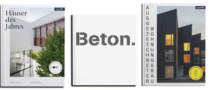 callwey-[Häuser des Jahres:Beton.:Ausgezeichneter Wohnungsbau]-[Cover]