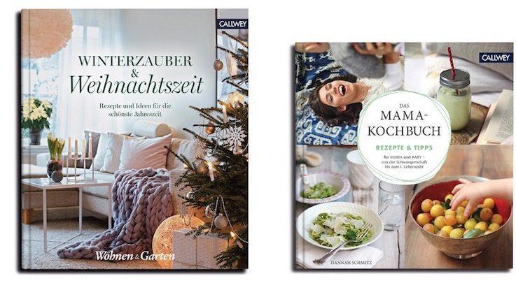 callwey-[Winterzauber und Weihnachtszeit:Mama Kochbuch]-[Cover]