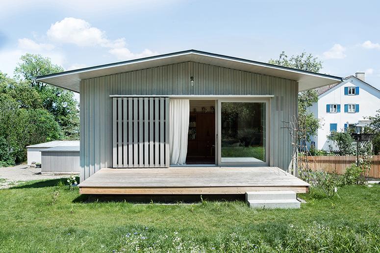 Haus am Ammersee_Ansicht WestWEB