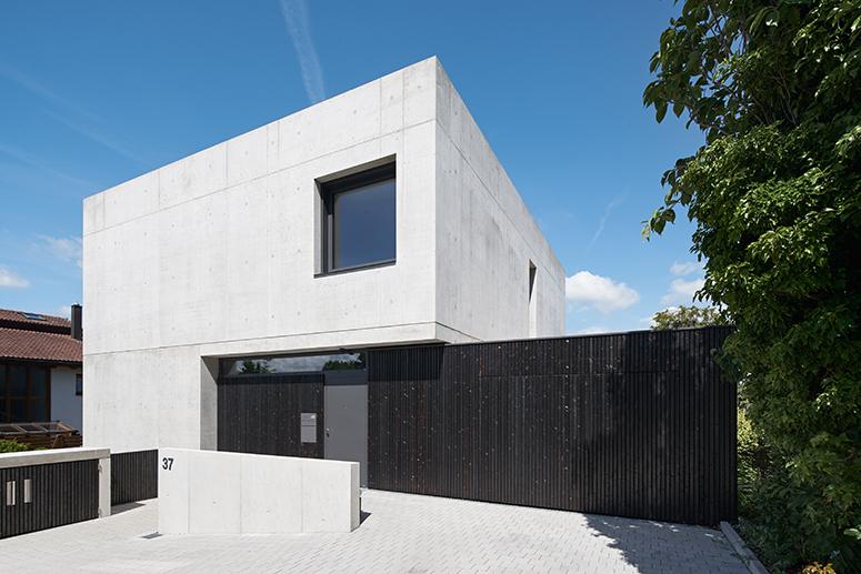 Neubau Wohnhaus Käding in Ettlingen