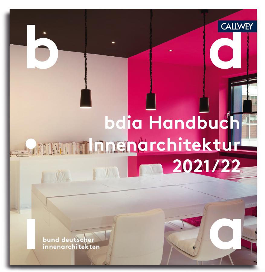 bdia das unvezichtbare Handbuch für Innenarchitektur 21/21 ...