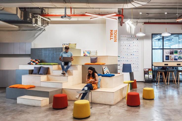Callwey-Best-Workspaces-AICL-Mumbai-Amphitheater_©Suleiman-Merchant